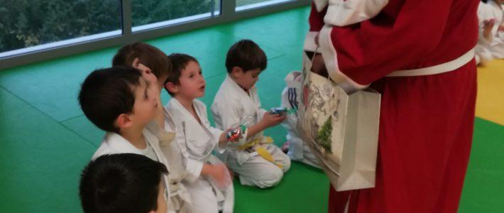 Le Noël 2017 de nos jeunes judokas