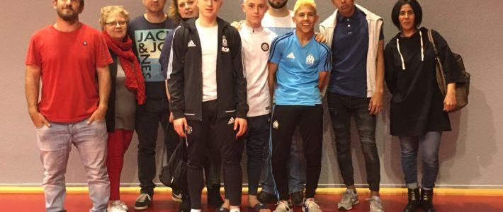Le Championnat de France Cadets 2018
