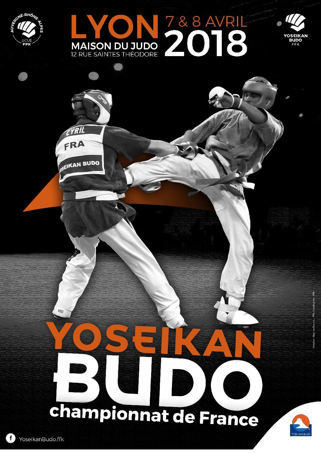 Championnat de France de Yoseikan BUDO