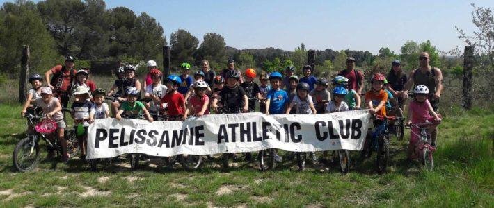 Des vacances sportives pour les enfants du club !